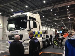 feb 14 - police truck