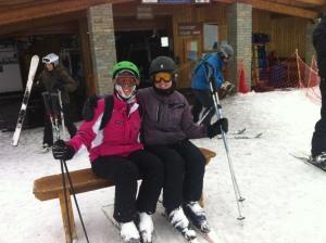 Skiing Brenda2