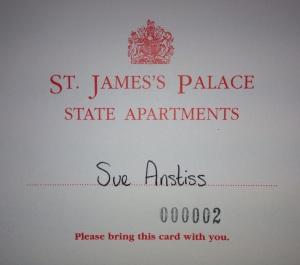 Sue's Invitation